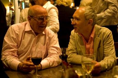 Jim Parc Nest a Gareth Glyn